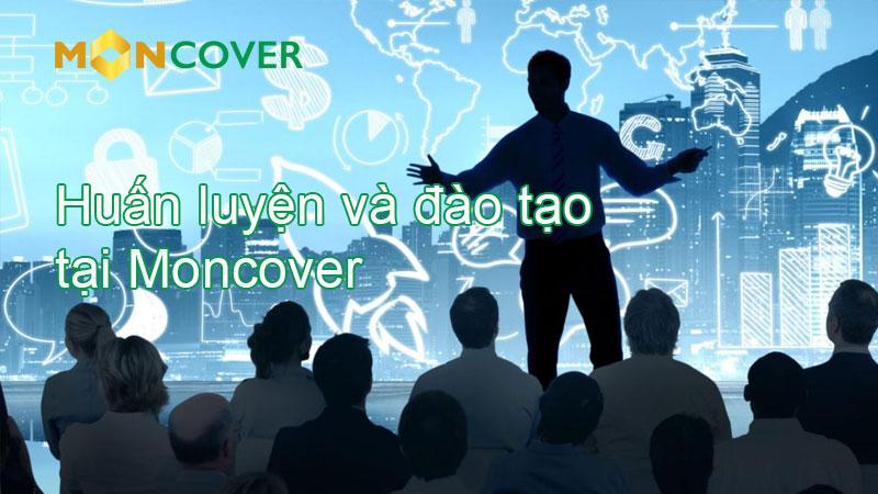 Huấn luyện và đào tạo tại Moncover