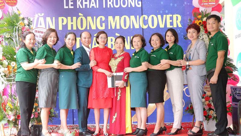 khai truong moncover thai binh