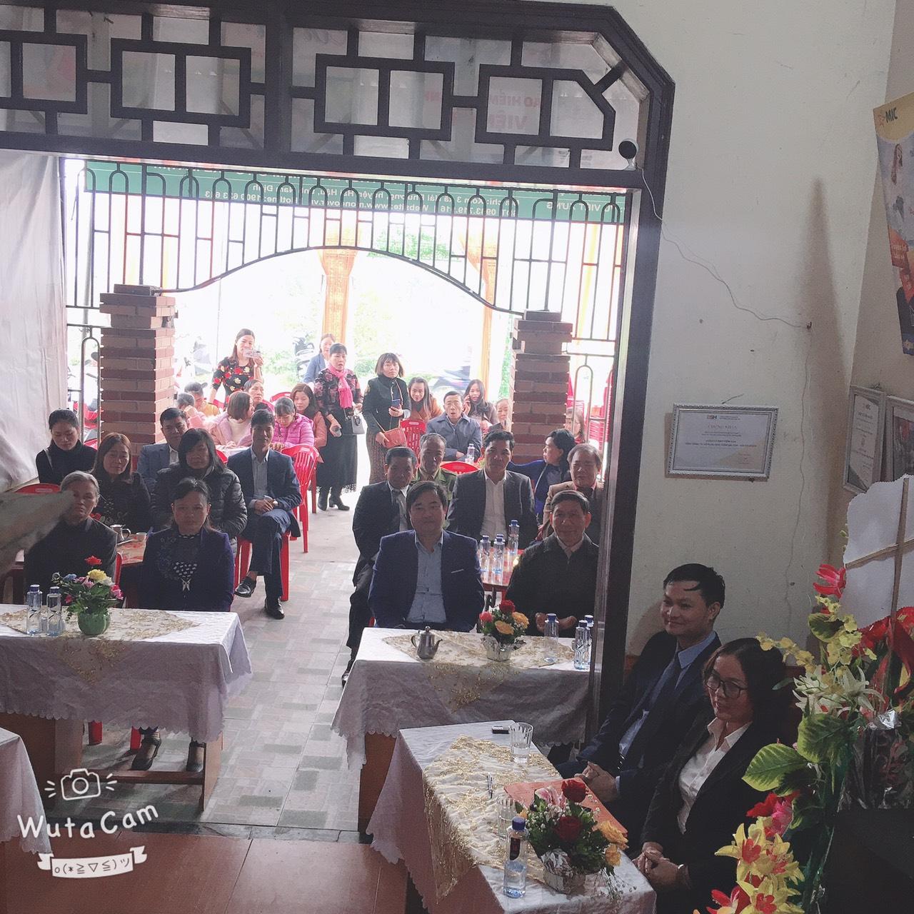 Khai trương Văn phòng giao dịch Moncover Hải Hậu - Nam Định